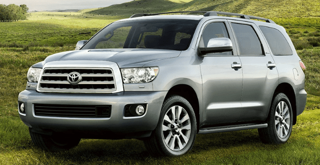 2016 Toyota Sequoia Owners Manual and Concept