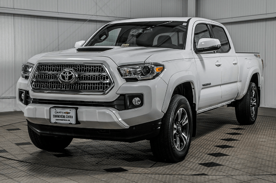 2016 Toyota Tacoma Owners Manual and Concept