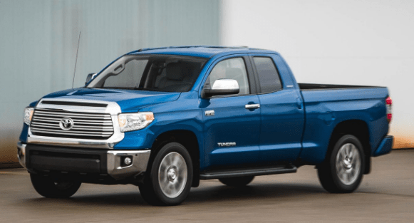 2016 Toyota Tundra Owners Manual and Concept