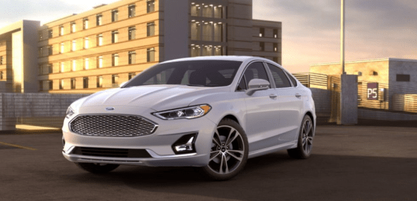 2020 Ford Fusion Hybrid Release Date