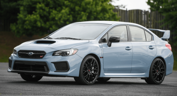 2020 Subaru Wrx Sti Owners Manual