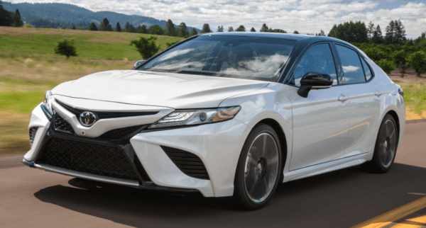 2019 Toyota Camry Release Date