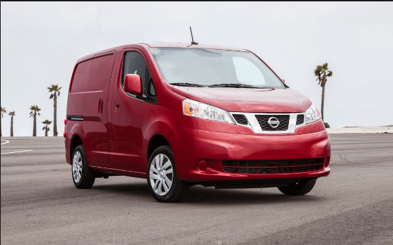 2016 Nissan NV200 Owners Manual