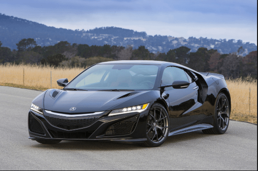 2018 Acura NSX Owners Manual