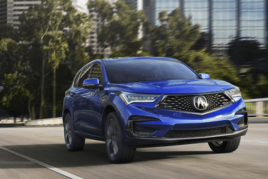 2018 Acura RDX Owners Manual