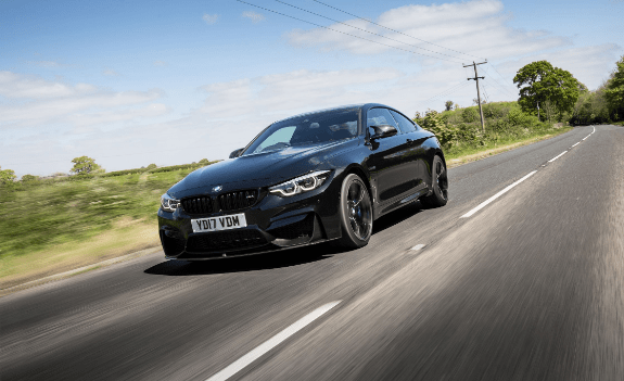 2018 BMW M4 Owners Manual