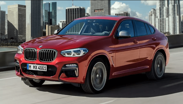 2018 BMW X4 Owners Manual