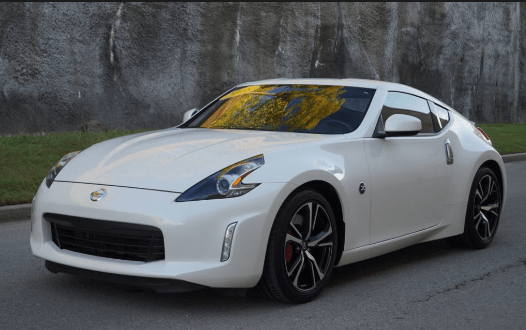 2018 Nissan 370Z Coupe Owners Manual