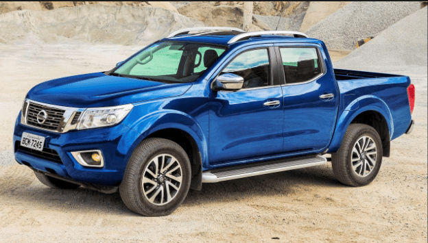 2019 Nissan Frontier Owners Manual