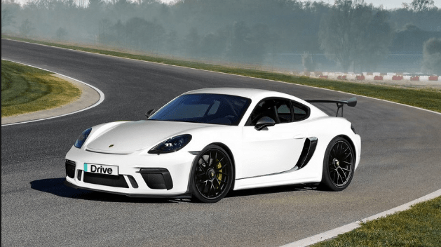 2019 Porsche 718 Cayman Owners Manual