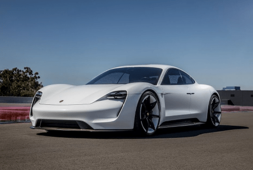 2019 Porsche Taycan Owners Manual