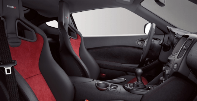 2020 Nissan 370Z Coupe Interior