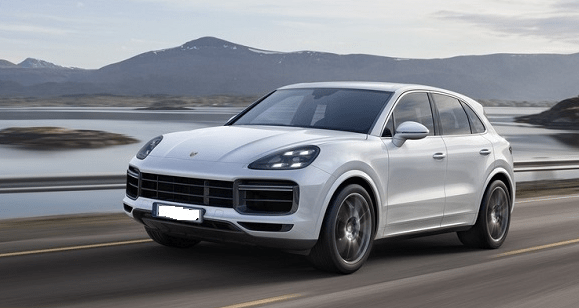 2020 Porsche Cayenne Owners Manual
