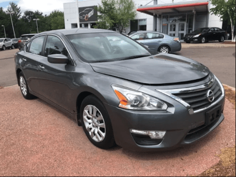 2015 Nissan Altima Owners Manual