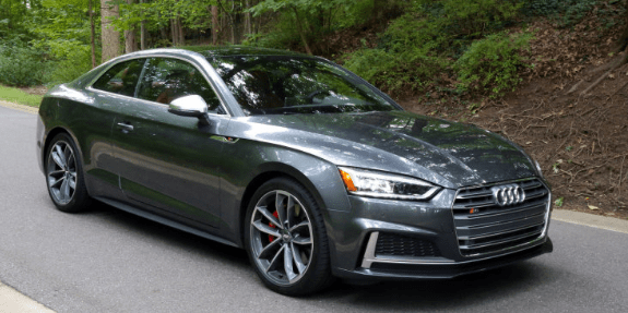 2018 Audi S5 Coupe Owners Manual