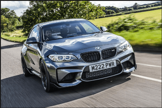2018 BMW M2 Owners Manual