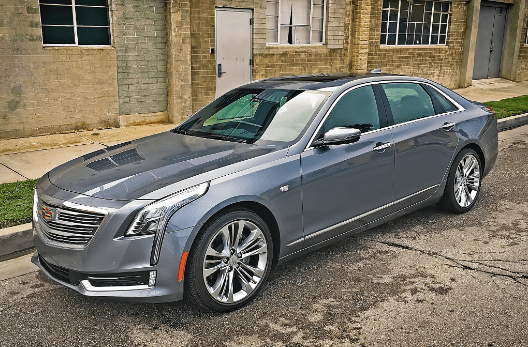 2018 Cadillac CT6 Owners Manual