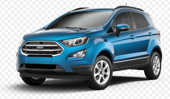 2018 Ford Ecosport Owners Manual