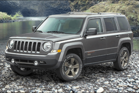 2018 Jeep Patriot Owners Manual