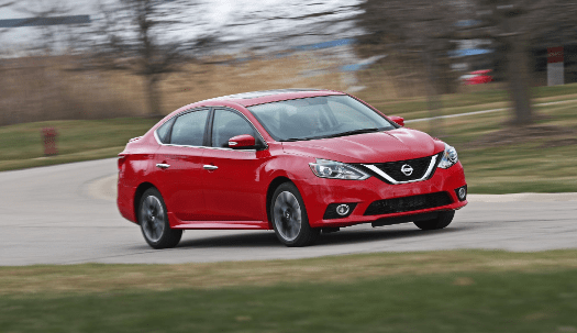 2018 Nissan Sentra Owners Manual