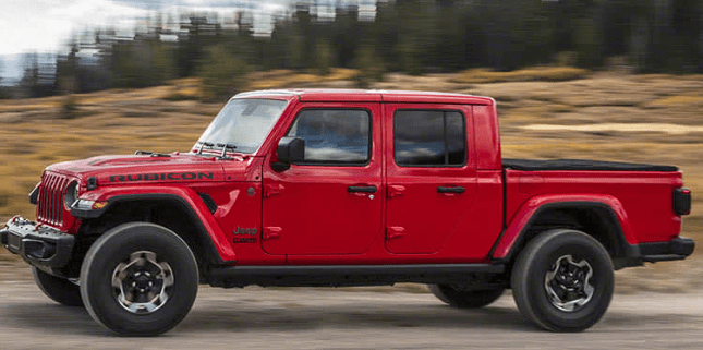 2020 Jeep Gladiator Owners Manual