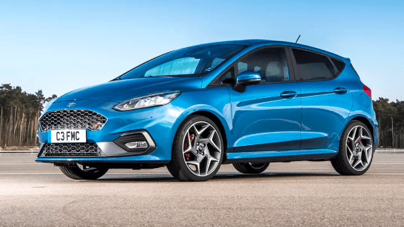 2018 Ford Fiesta Owners Manual