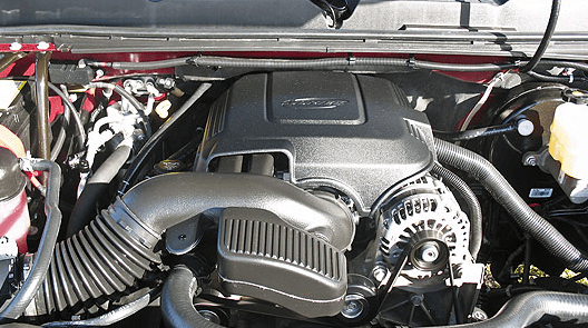 2009 Chevrolet Silverado 1500 Engine