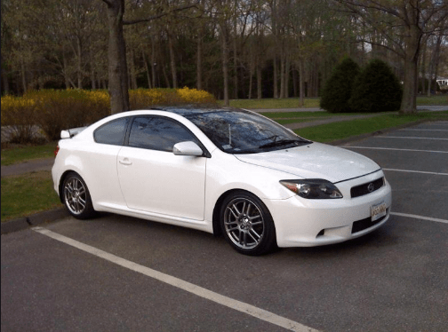 2006 Scion tC Owners Manual and Concept