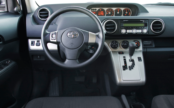 2009 Scion xB Interior and REdesign