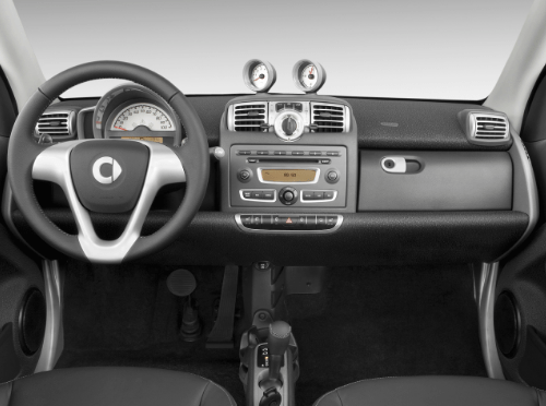2009 Smart ForTwo Interior and Redesign