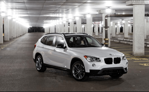 2013 BMW X1 Owners Manual and Concept