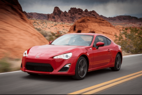 2013 Scion FR-S Owners Manual and Concept