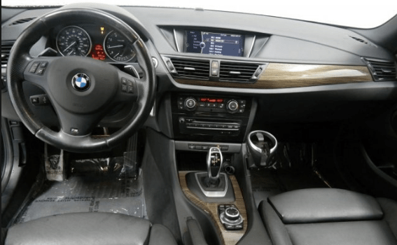 2014 BMW X1 Interior and Redesign