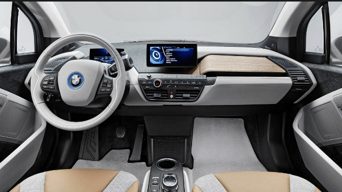 2014 BMW i3 Interior and Redesign