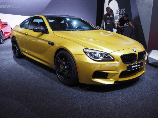2016 BMW M6 Owners Manual and Concept