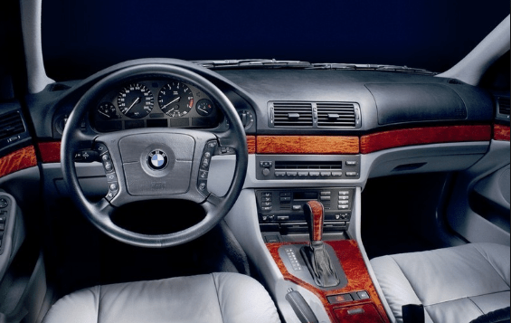 2001 BMW 5 Series Interior and Redesign