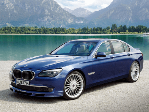 2007 BMW 7 Series Owners Manual and Concept