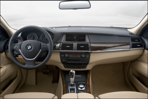 2007 BMW X5 Interior and Redesign