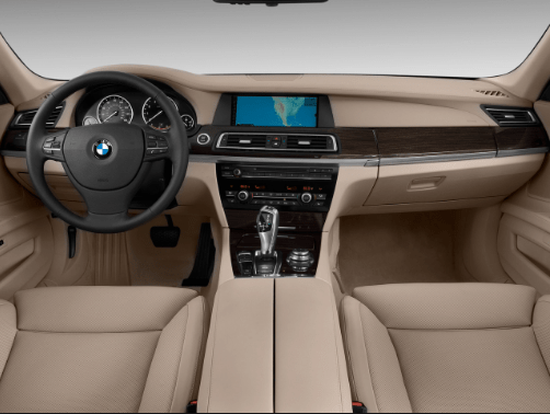 2009 BMW 7 Series Interior and Redesign