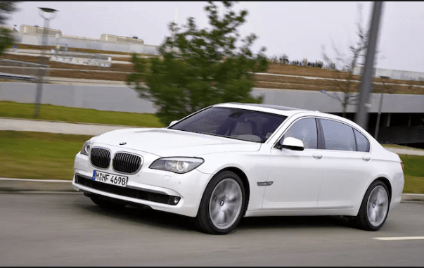 2010 BMW 7 Series Owners Manual and Concept