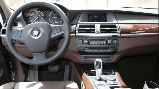 2010 BMW X5 Interior and Redesign