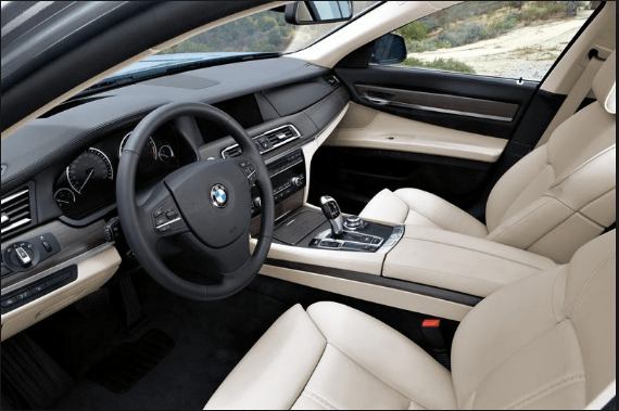 2011 BMW 7 Series Interior and Redesign