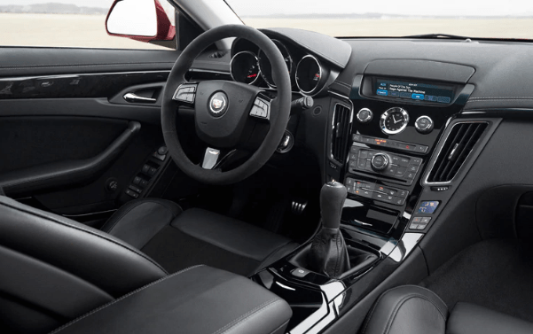 2011 Cadillac CTS Interior and Redesign