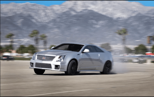 2011 Cadillac CTS-V Coupe Owners Manual and Concept