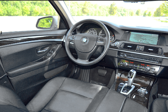 2013 BMW 5 Series Interior and Redesign