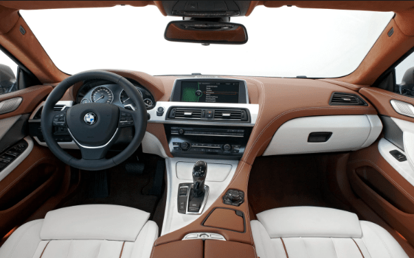 2013 BMW 6 Series Gran Coupe Interior and Redesign