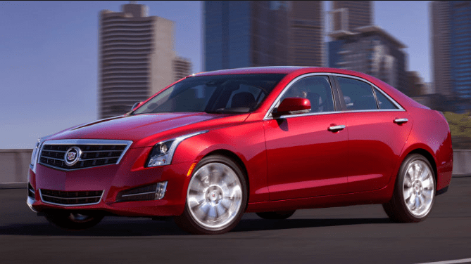 2013-Cadillac-ATS-Owners-Manual-and-Concept