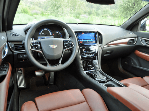 2015 Cadillac ATS Interior and Redesign