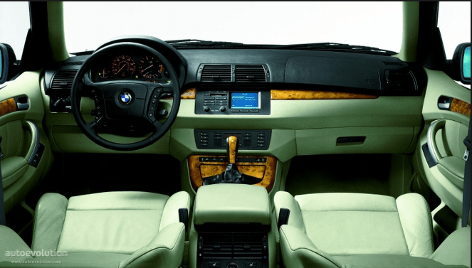 2000 BMW X5 Interior and Redesign