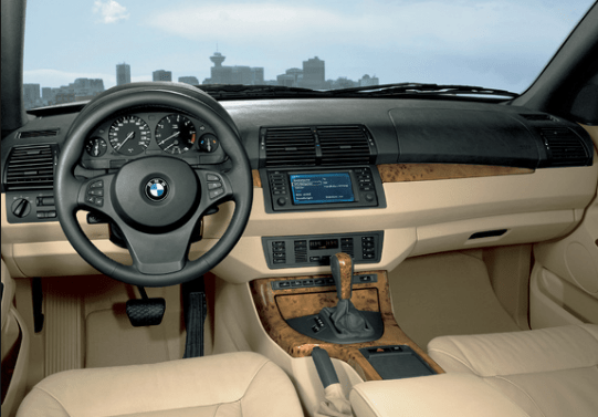 2003 BMW X5 Interior and Redesign